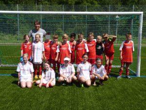 Schulmeisterschaft Fussball 2016