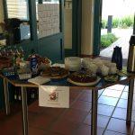 Erster Schultag - Kuchenbuffet